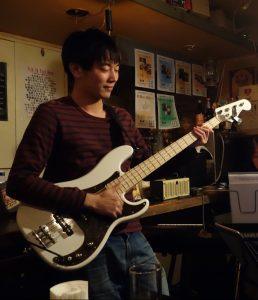 12/25 アメ村菩南座にてセッションホストでした。