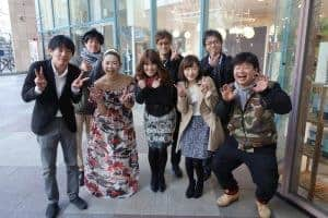 4/1 神戸カルメニ・cafe makeにてライブでした。