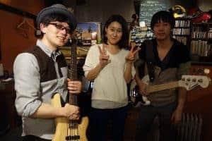 4/15 梅田真湯にてライブでした。