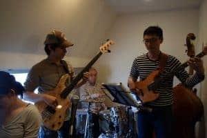 4/22 micci倶楽部にてセッションホストでした。