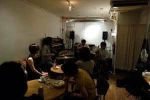 5/25 GalerieTziganeにてライブ&セッションでした