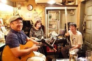 7/15 アメ村菩南座にてライブでした。