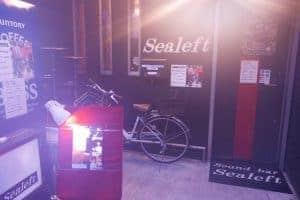 8/6 天下茶屋 sealeftにてライブでした。