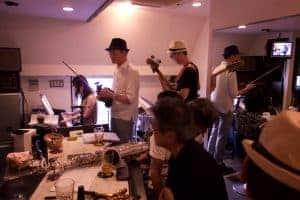 8/11 寝屋川micciクラブでセッションホストでした。