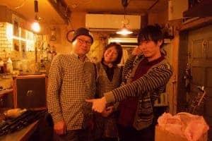 1/27 アメ村 菩南座にてライブでした。