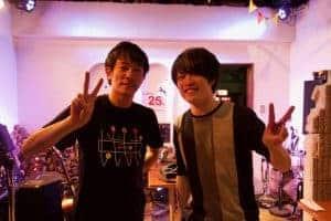 4/21 尼崎ブラントンにて藤田悠也ワンマンライブのサポートでした。
