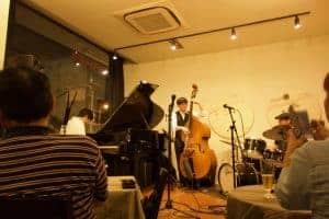 6/23 donna leeにてライブでした(西成ジャズ
