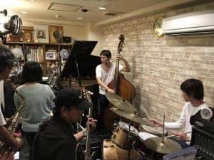 9/3 朝潮橋kiyomi barにてセッションホストでした。