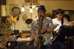 9/2 神戸ネギクラにてライブセッションでした。