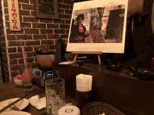 12/17 アメ村菩南座で忘年会セッションでした。