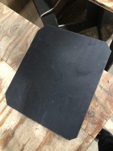 「ベースケースに入るエフェクトボード」DIYで作ってみました。