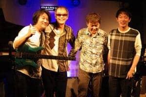 3/20~21 布川俊樹さんのライブ・セッションに参加してきました。