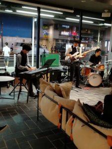 8/28 梅田ibisにて演奏でした。